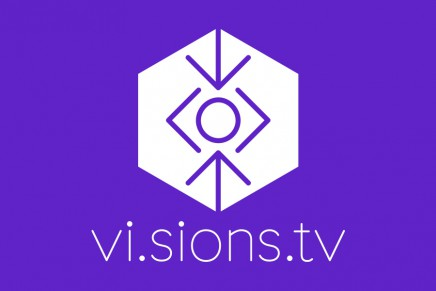 Huzzah! POSTRmagazine has teamed up with vi.sions.tv